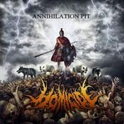 Image of HOMICIDE 'Annihilation Pit' EP