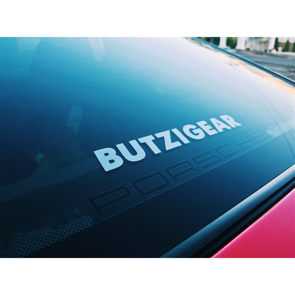 Image of Butzi Gear Decal