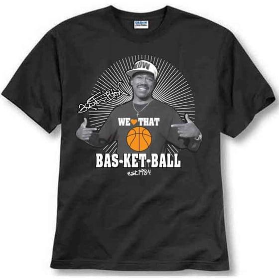 Image of Basketball Tshirt