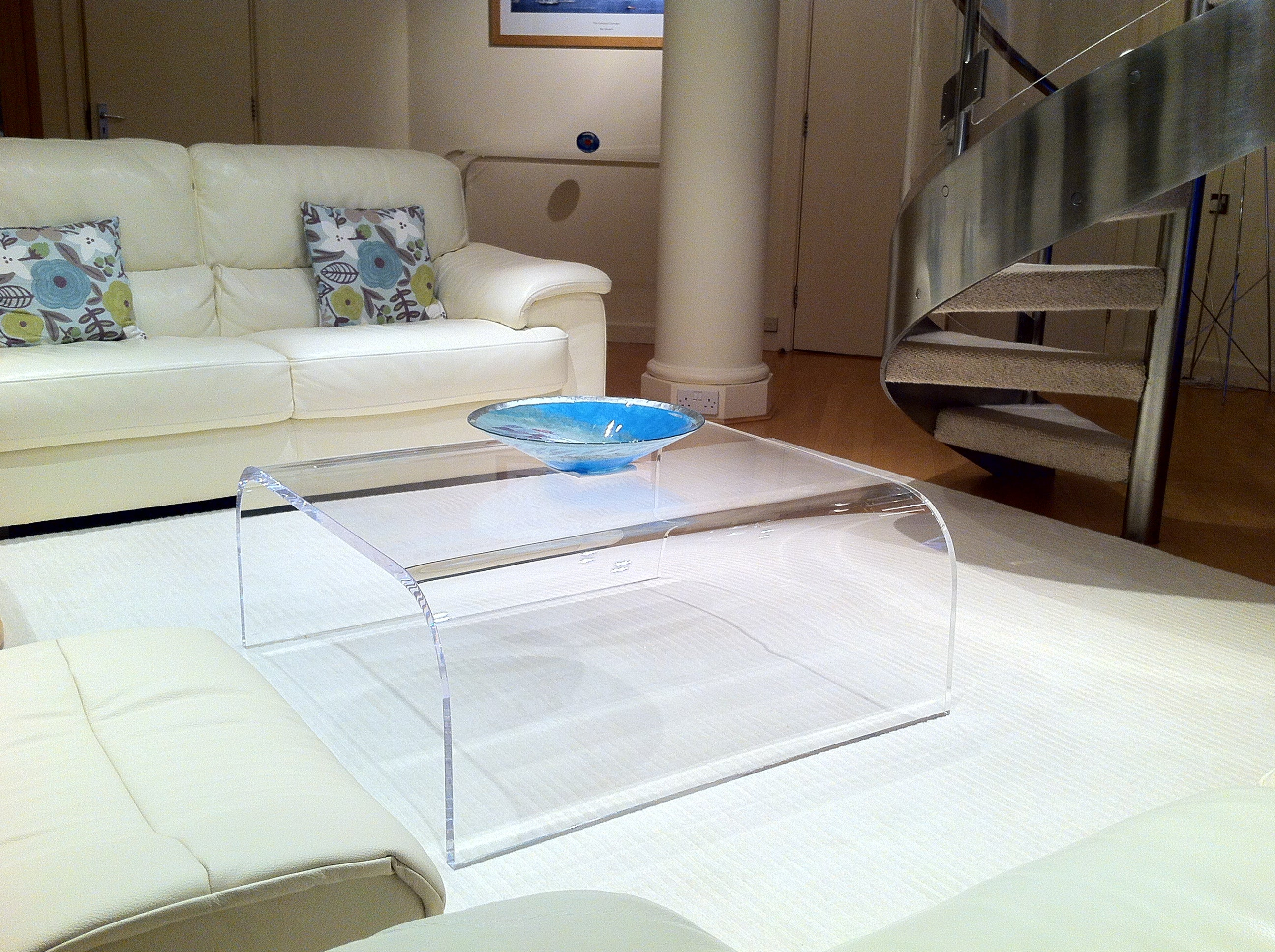 Ralph Marks Perspex \/ Acrylic Furniture UK — Acrylic Coffee Table UK