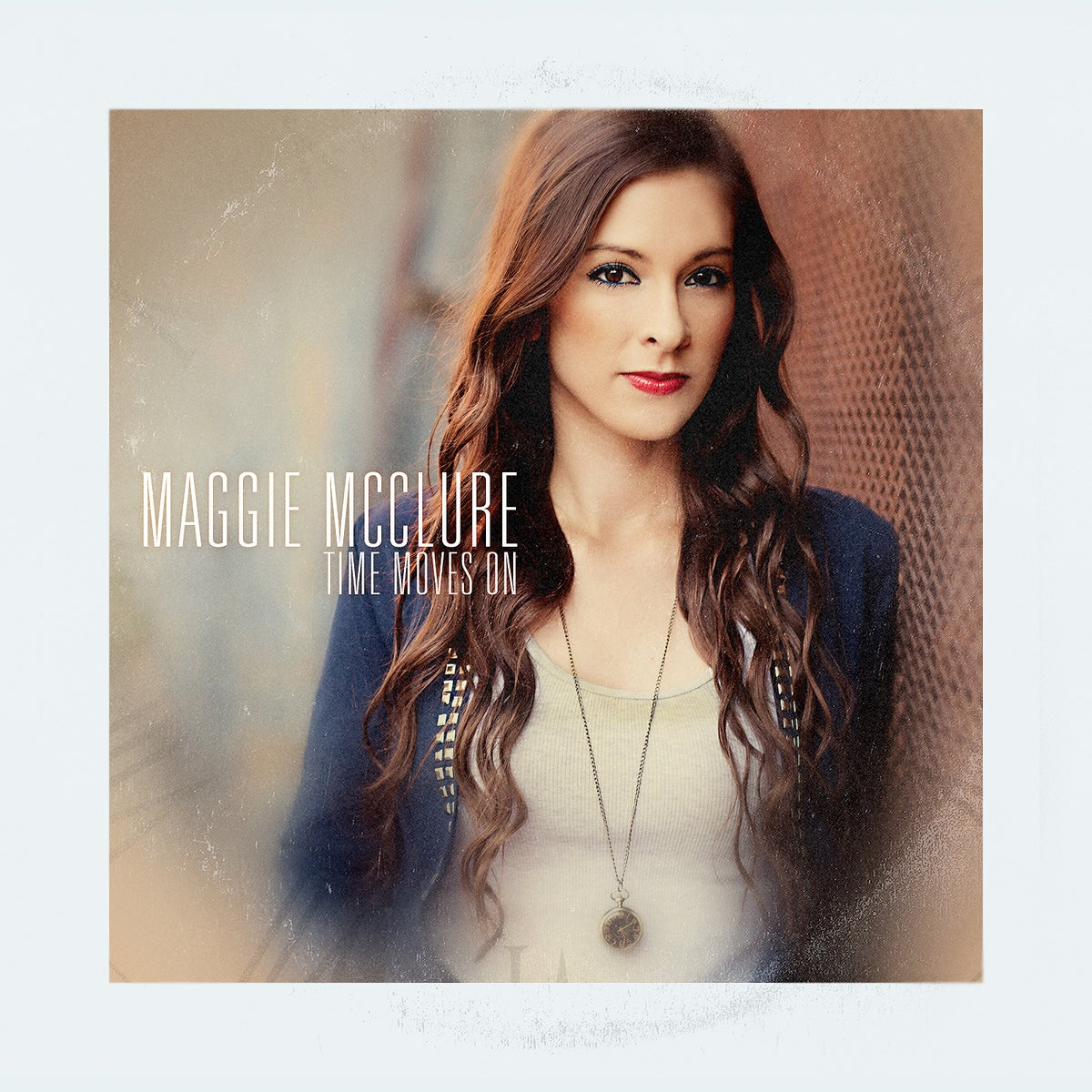 "Image of ""Time Moves On"" CD by Maggie McClure"