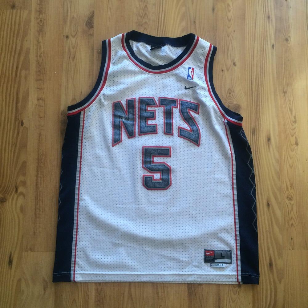 Image of Jason Kidd Nets Nike Jersey Size Adult Large