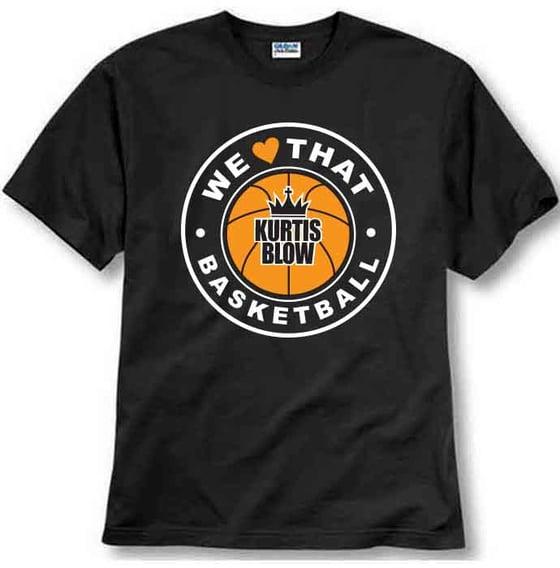 Image of We Love That BasketBall Tshirt