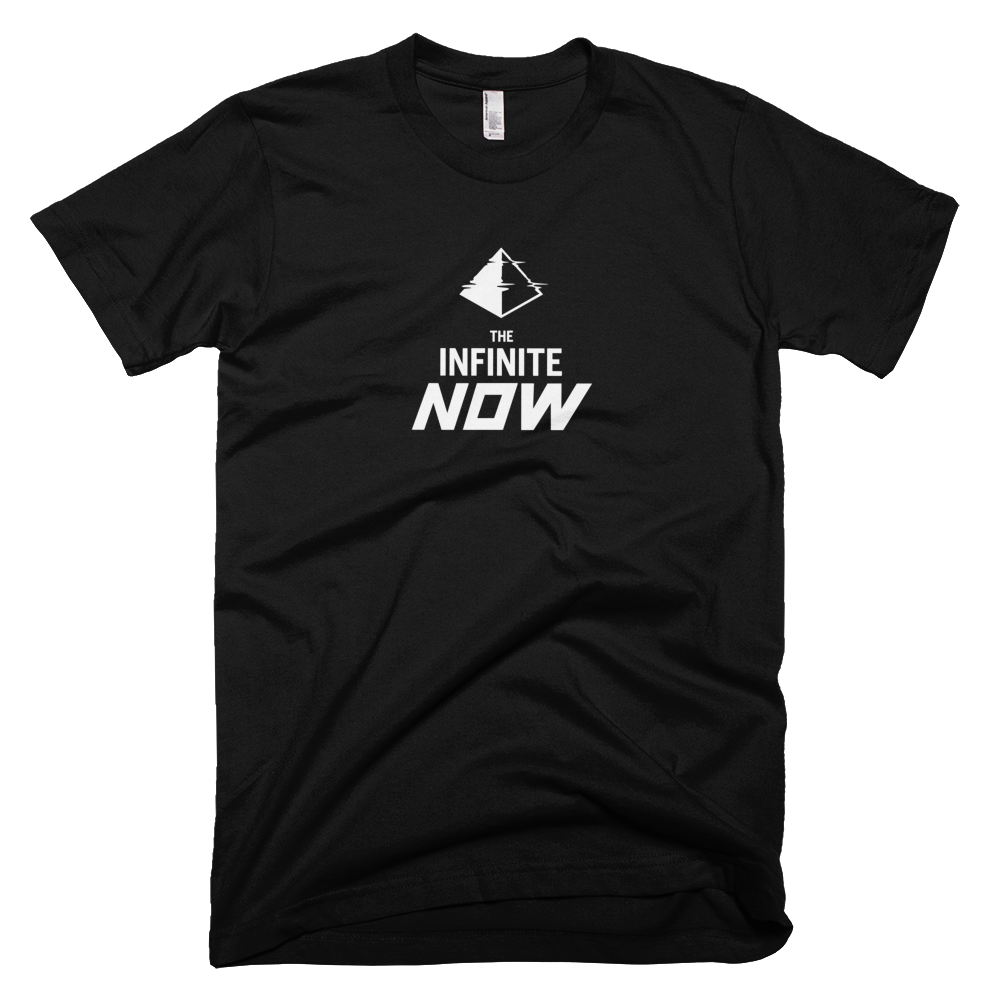 Image of THE INFINITE NOW t-shirt