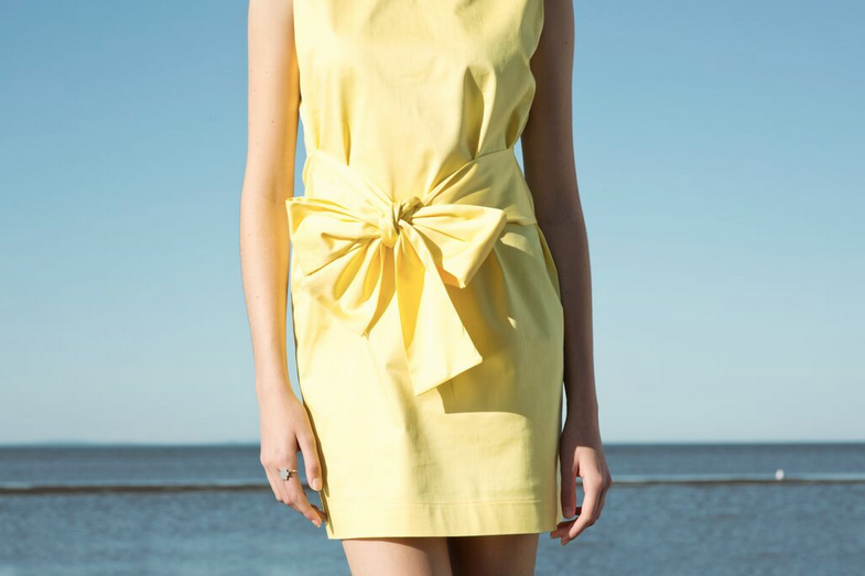 Image of PRIMROSE DRESS