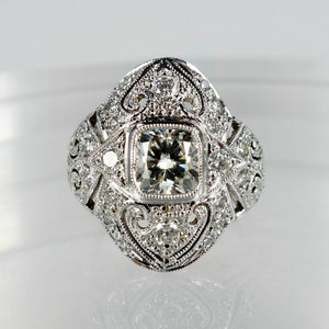 Image of Art Nouveau Ring