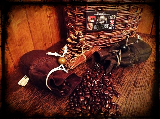 Image of Sami Style Pouch & Coffee Beans