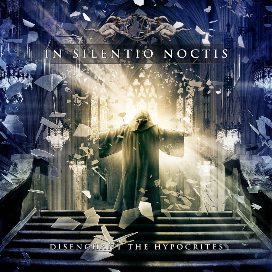 "Image of IN SILENTIO NOCTIS ""Disenchant The Hypocrites"" MCD"