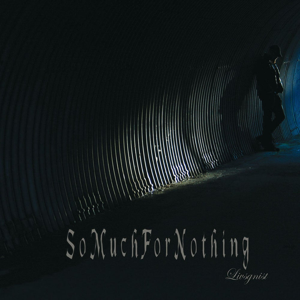 "Image of SO MUCH FOR NOTHING ""Livsgnist"" CD / LP"