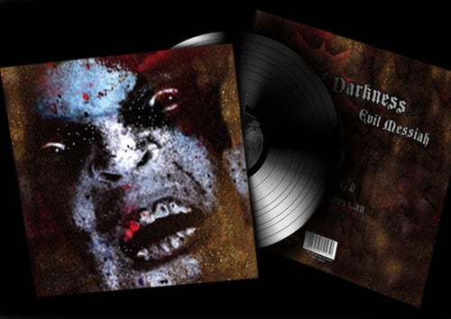 "Image of CREST OF DARKNESS ""Evil Messiah"" digiMCD / LP"