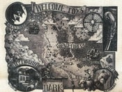 Image of The Stuff of Legend: Map of The Dark!