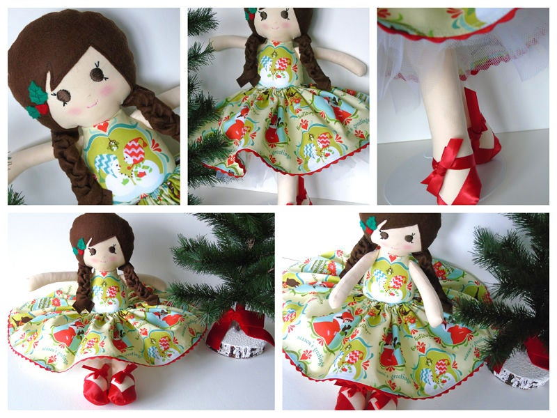 Image of Christmas Dolly No. 2 (Robyn)