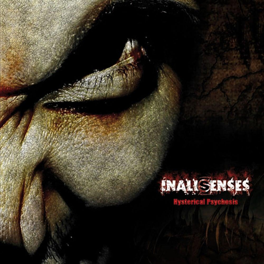 "Image of INALLSENSES ""Hysterical Psychosis"" CD"