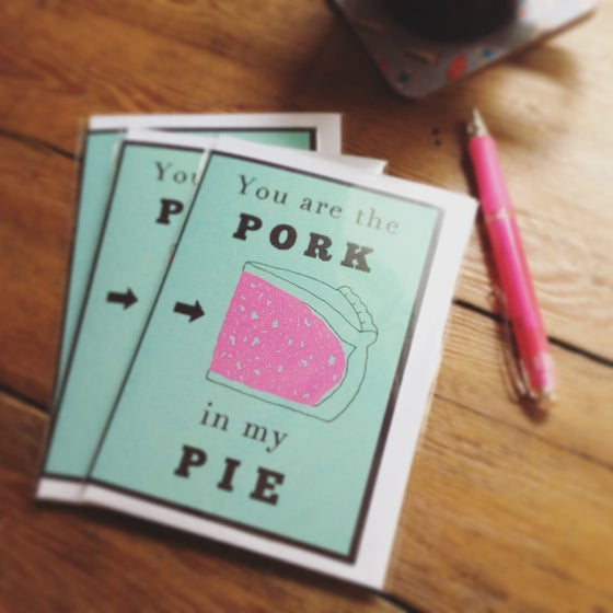 Image of You are the pork in my pie