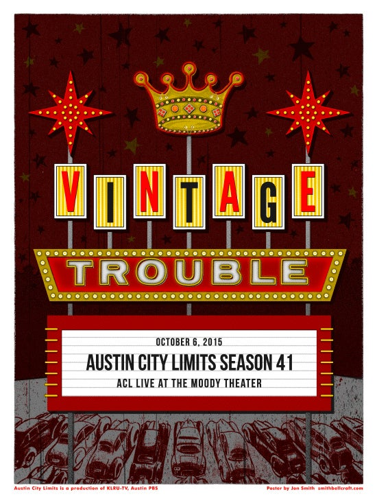 Image of VINTAGE TROUBLE ACL Live