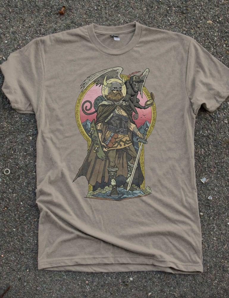 Image of Skate Gods-Space Viking