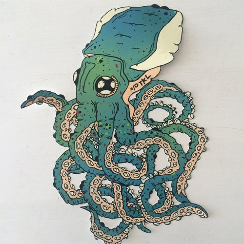 Image of SQUIDLET STICKER