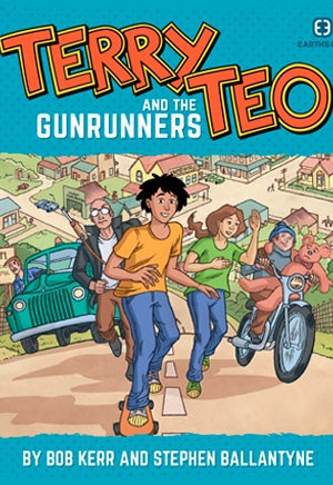 Image of Terry Teo And The Gunrunners
