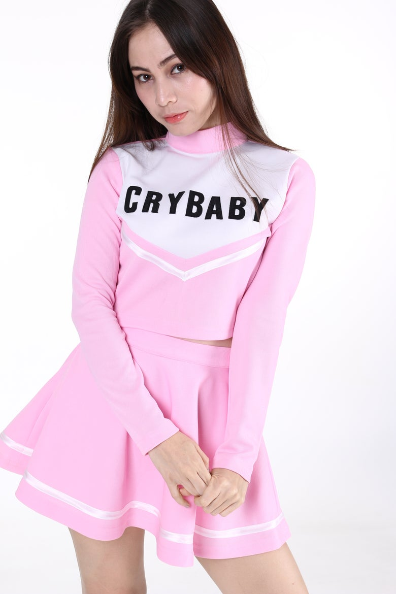 Image of Team Crybaby in Pink