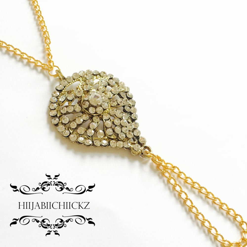 Image of   B A S M A   Hand Chain