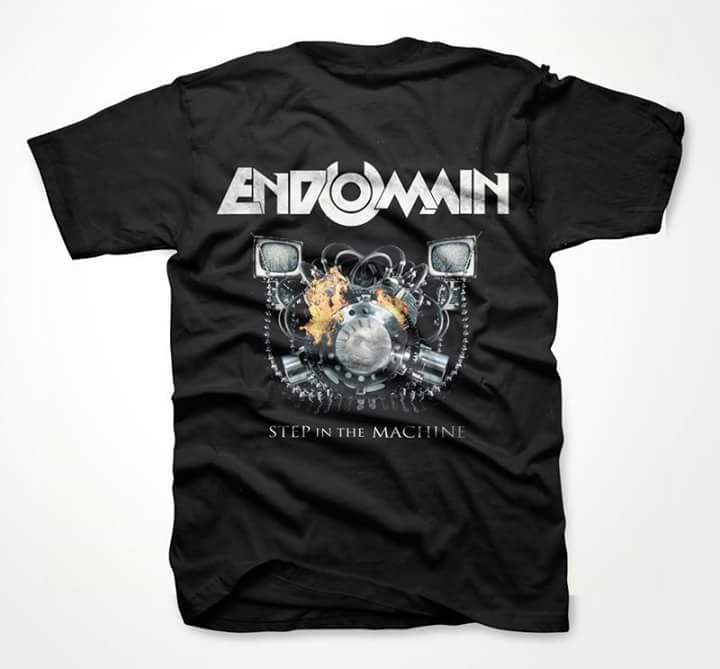 Image of Endomain T-shirt