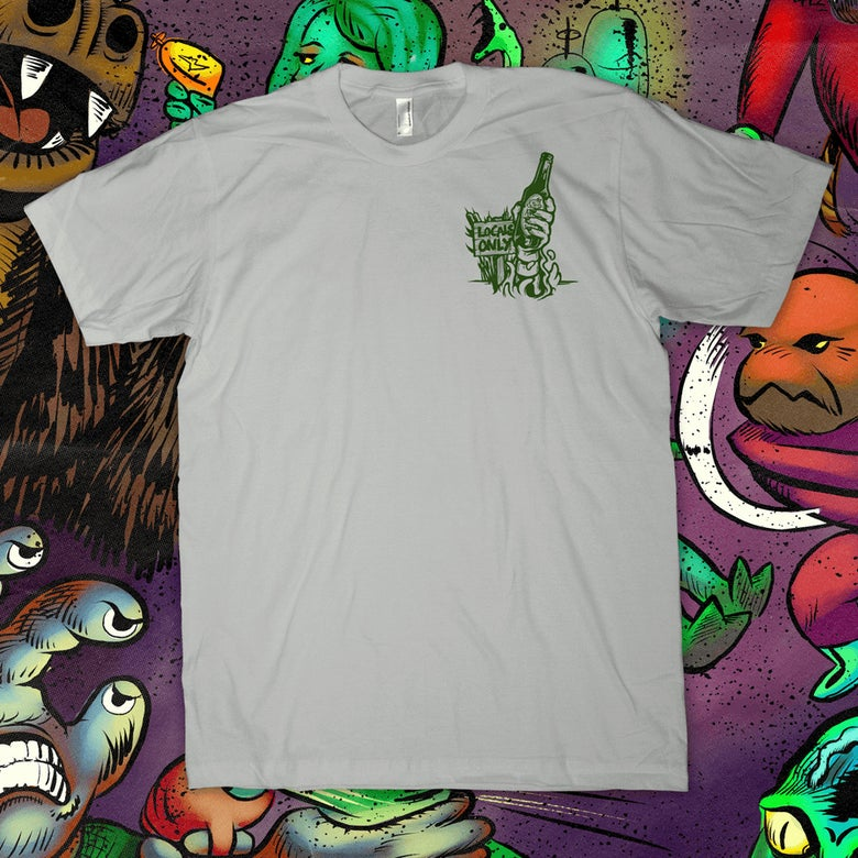 "Image of ""SWAMP LYFE"" TEE"