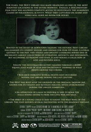 Image of A Haunting at the Hoyt Library (The 6th Film)