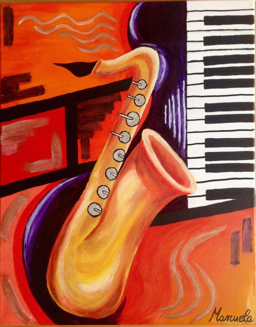 Image of The Saxophone Vibe