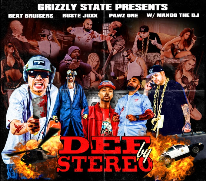 Image of Def By Stereo CD