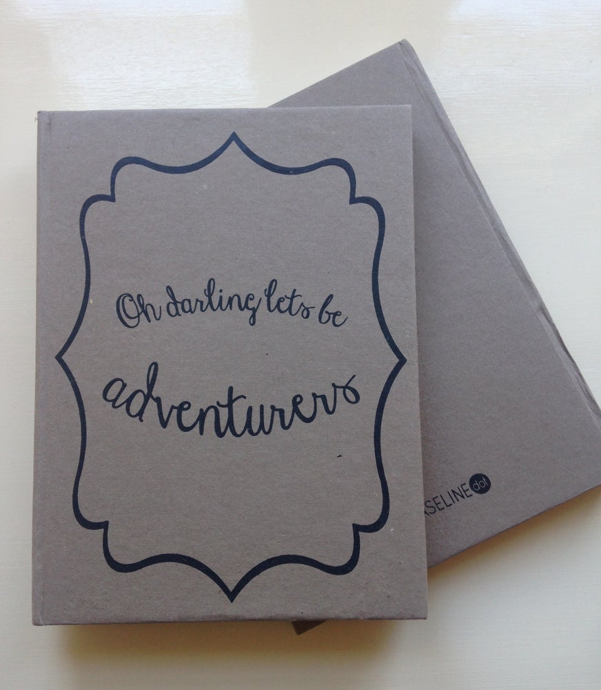 Image of Oh darling lets be adventurers