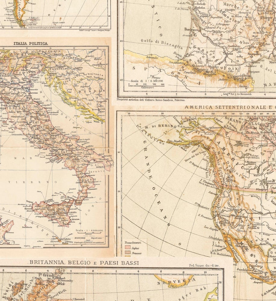 Image of Maps Collection cod. 050
