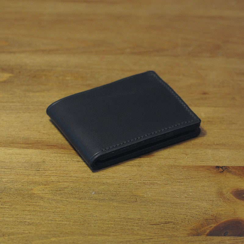 Image of Premium Coin Bi-Fold Wallet - Midnight Blue