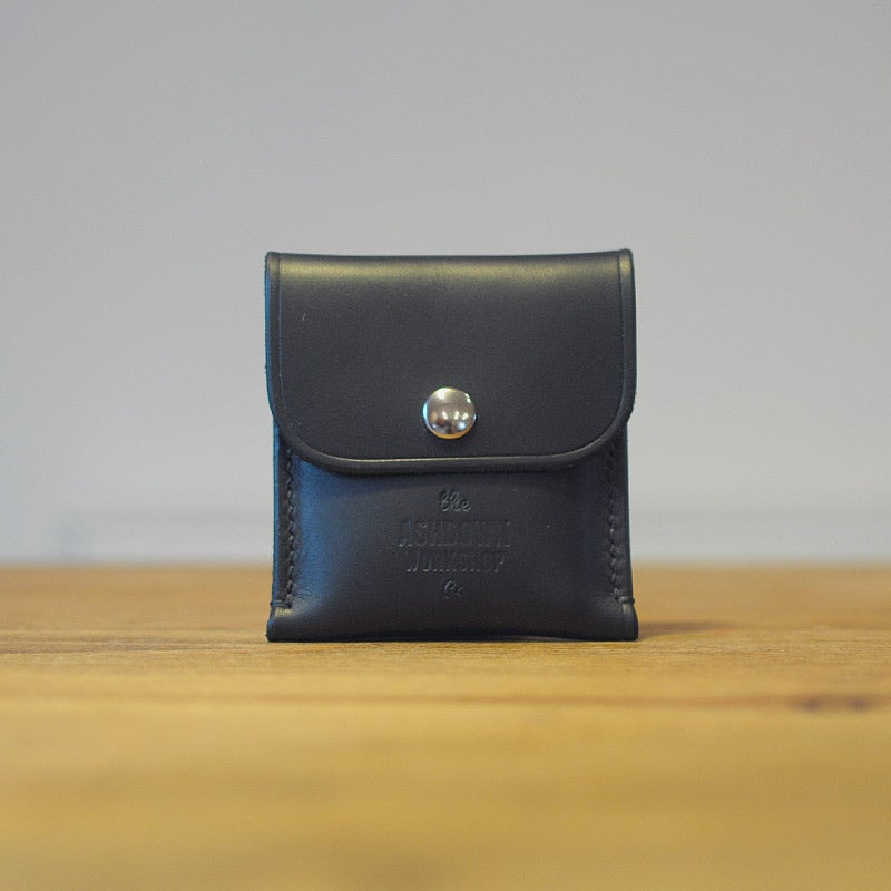 Image of Coin Case - Midnight Blue
