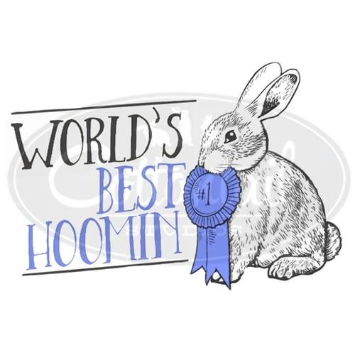 Image of World's Best Hoomin Mug