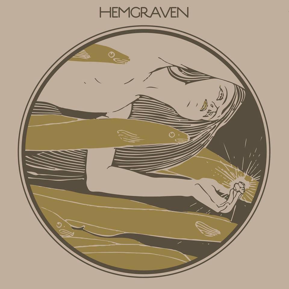 "Image of Hemgraven ""Saudade"" 7"" Clear Vinyl"