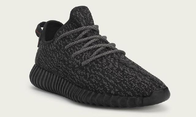 7cc5ab29514 PIRATE BLACK YEEZY BOOST 350   TRAINER HEAD