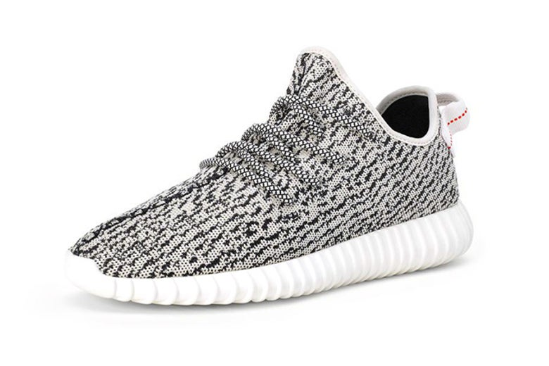b632ccfca22 TURTLE DOVE GREY YEEZY BOOST 350   TRAINER HEAD