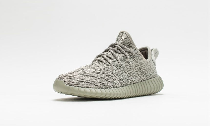 9ffb3b4a955 MOON GREY YEEZY BOOSY 350 S   TRAINER HEAD