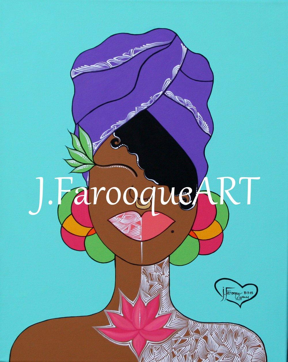 "Image of ""Lotus"" Art Print!"