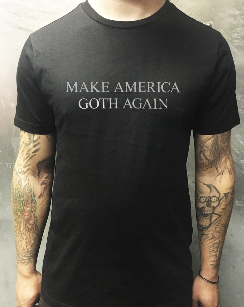 Image of Make America Goth Again (Tee)