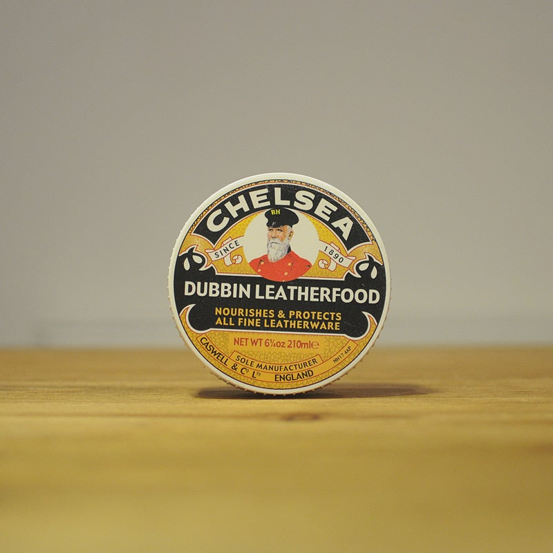 Image of Chelsea Dubbin Leatherfood