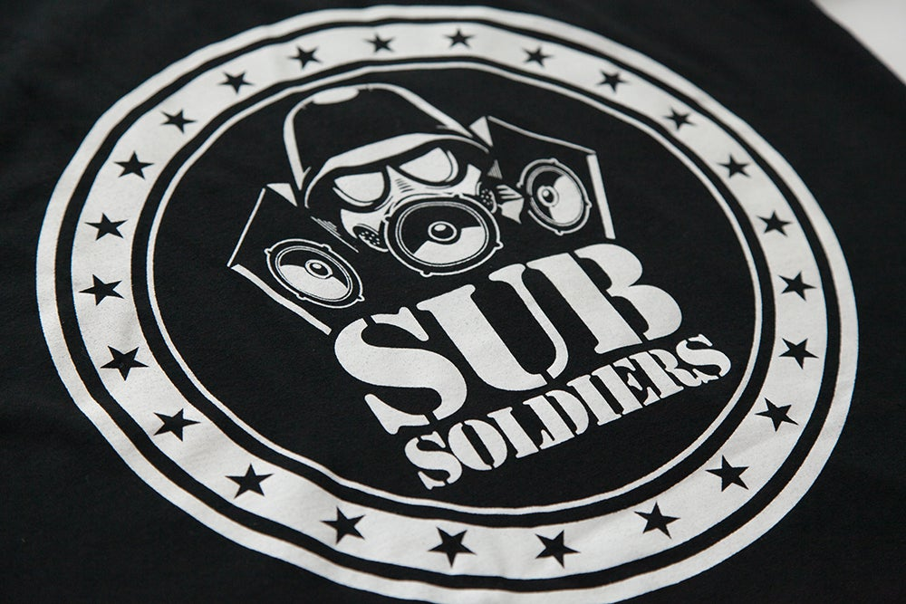 Image of Sub Soldiers Large Logo T-Shirt