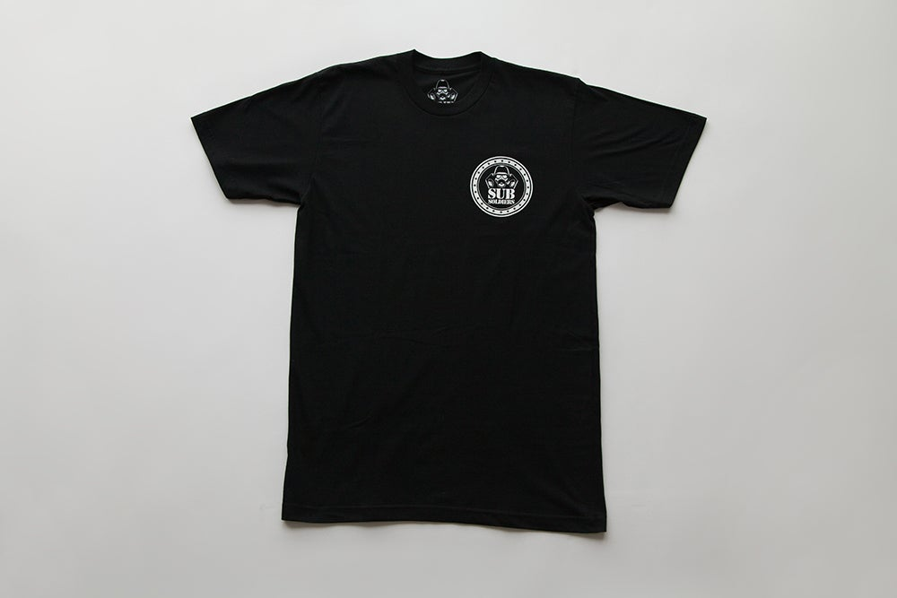 Image of Sub Soldiers Small Logo T-Shirt