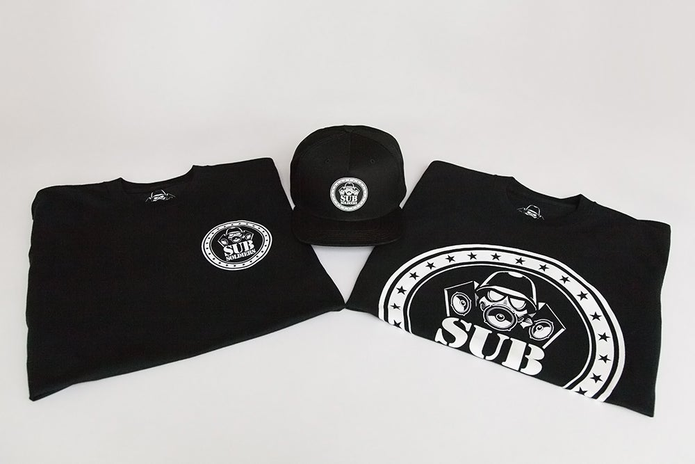 Image of Sub Soldier's 'SALUTE' Combo Pack (Limited Edition)