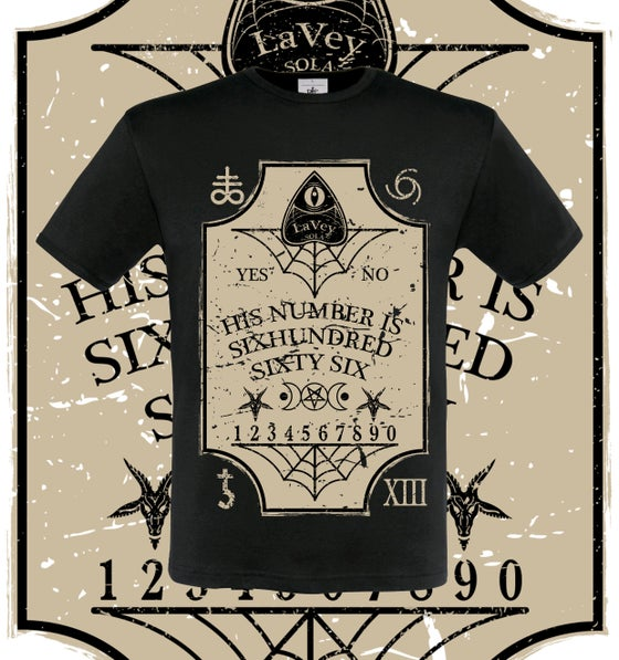 "Image of ""OUIJA"" Shirt"