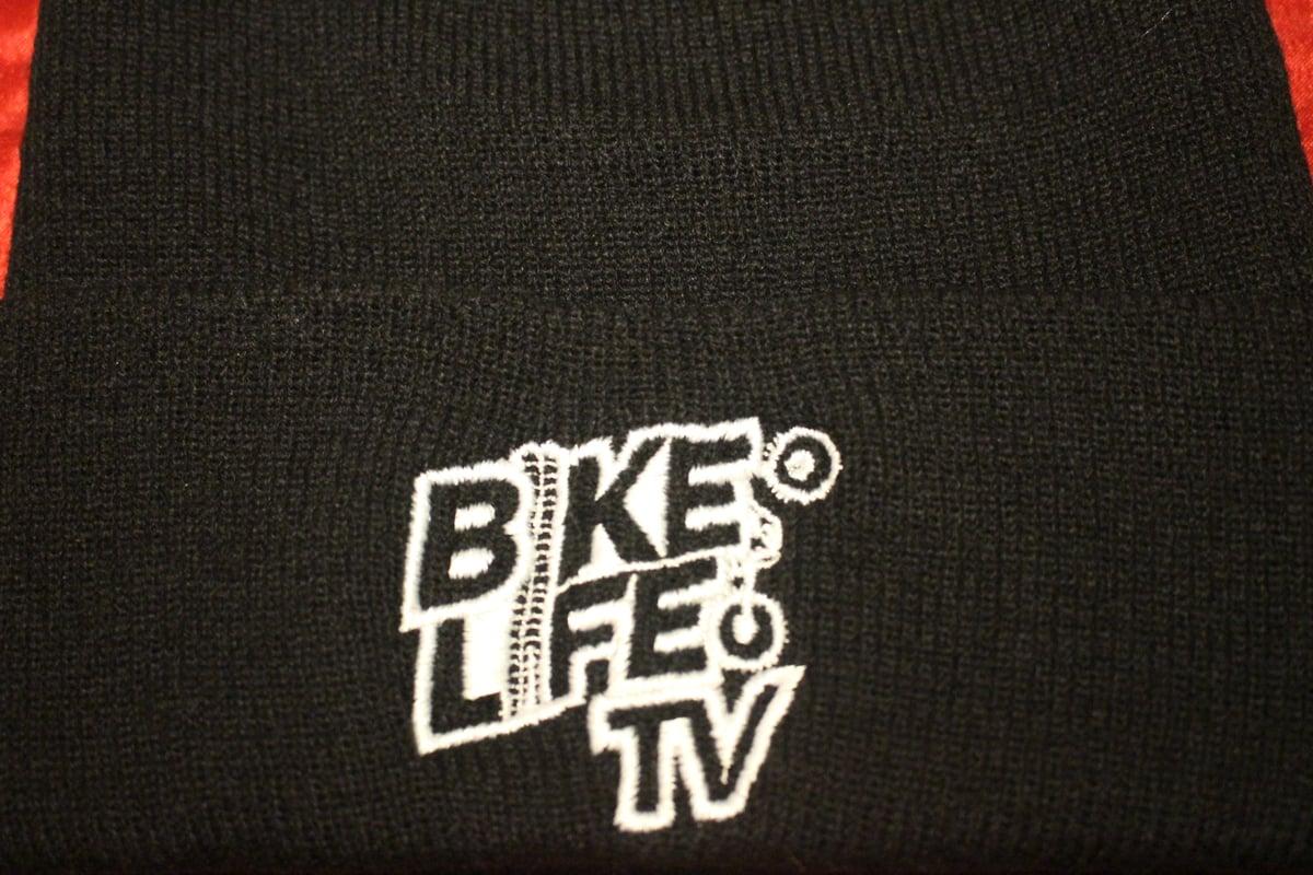 Image of BikeLifeTV - Long Beanie Hat