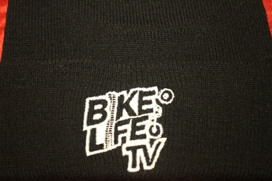 Image of BikeLifeTV - Long Beanie Hat