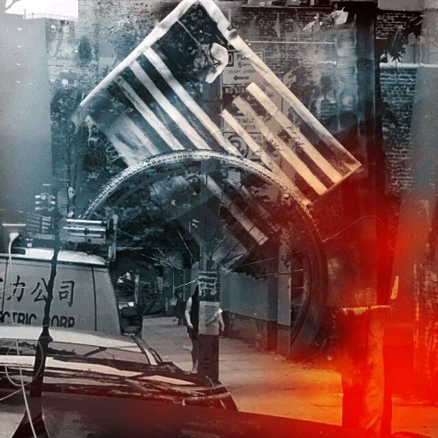 Image of Digital collage # 48