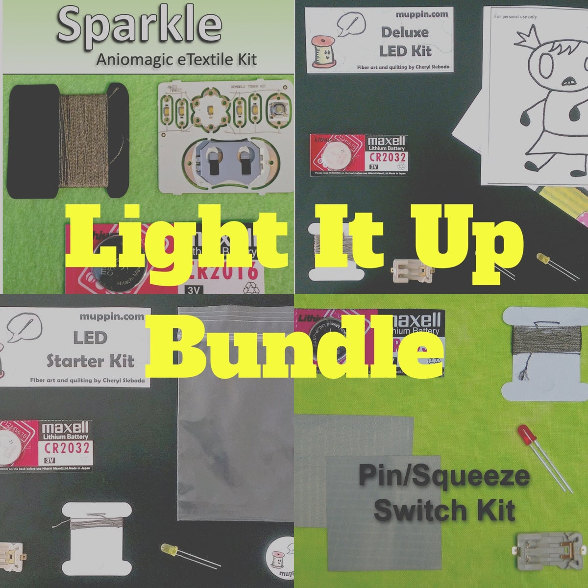 Image of Light It Up Bundle!