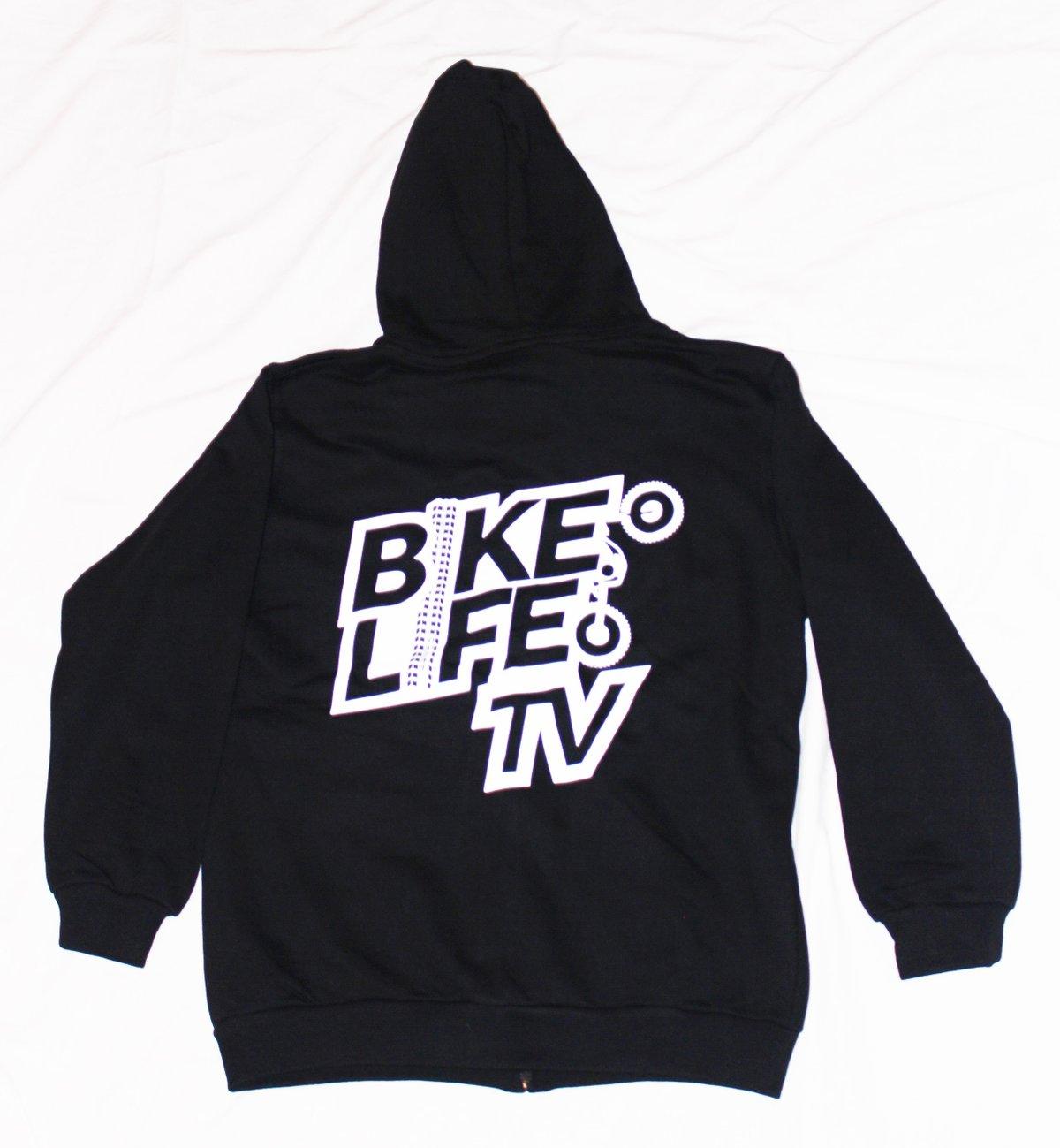 Image of BikeLife TV Kids Zip Hoodie
